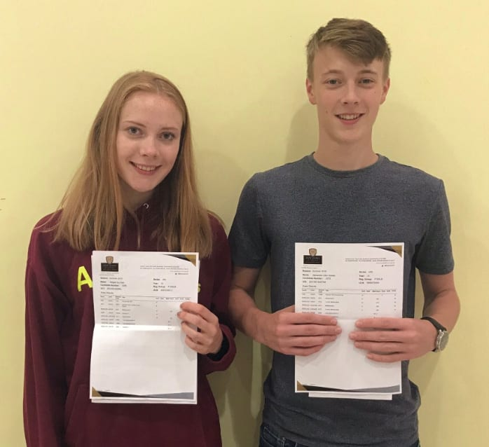 East Leake Academy celebrates record-breaking A Level results