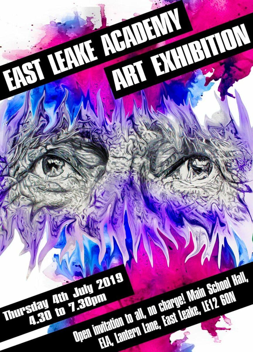 Art Exhibition – 4 July 2019