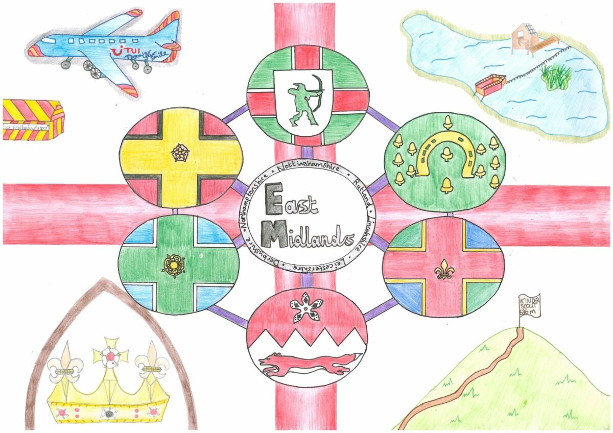 Vote for ELA in East Midlands Airport's design a flag competition!