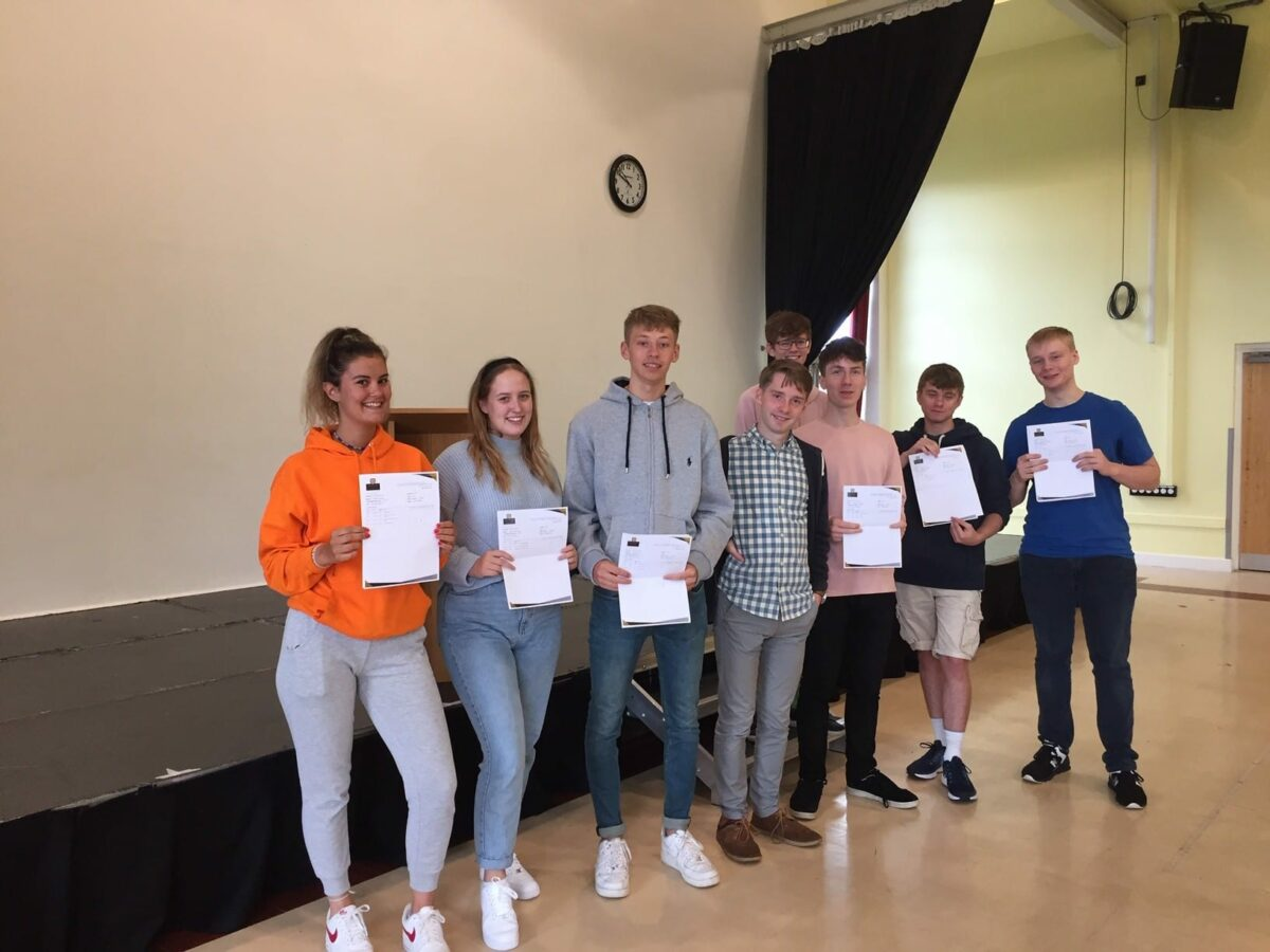 East Leake Academy celebrates outstanding A Level results