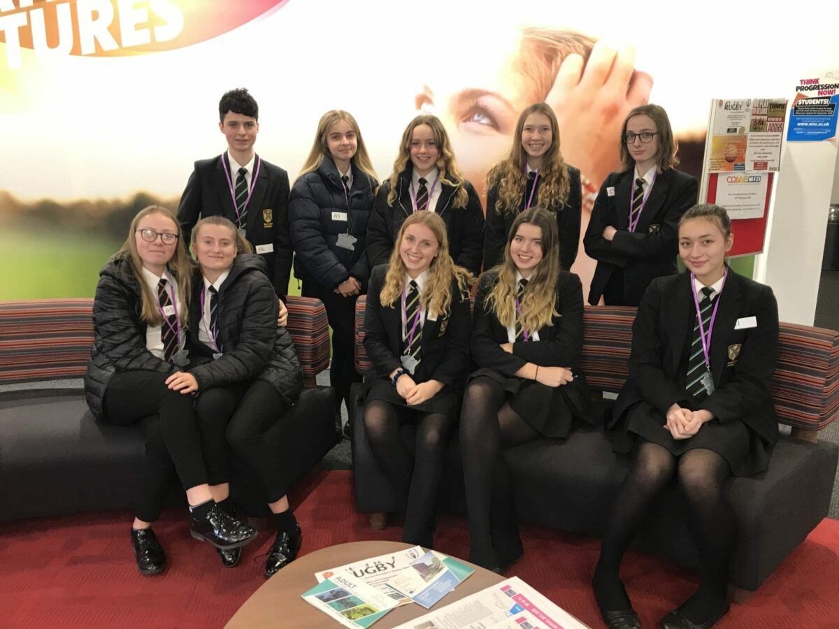 Year 10 students take part in medical careers day